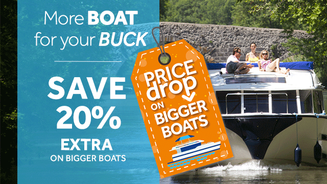 Le Boat - more boat for your buck