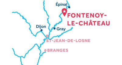 Fontenoy-le-Château base location map