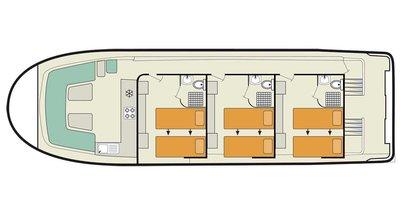 Vision 3 Deckplan