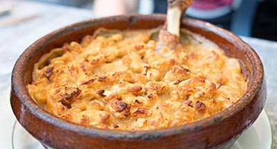 Cassoulet -  a specialty of Castelnaudary