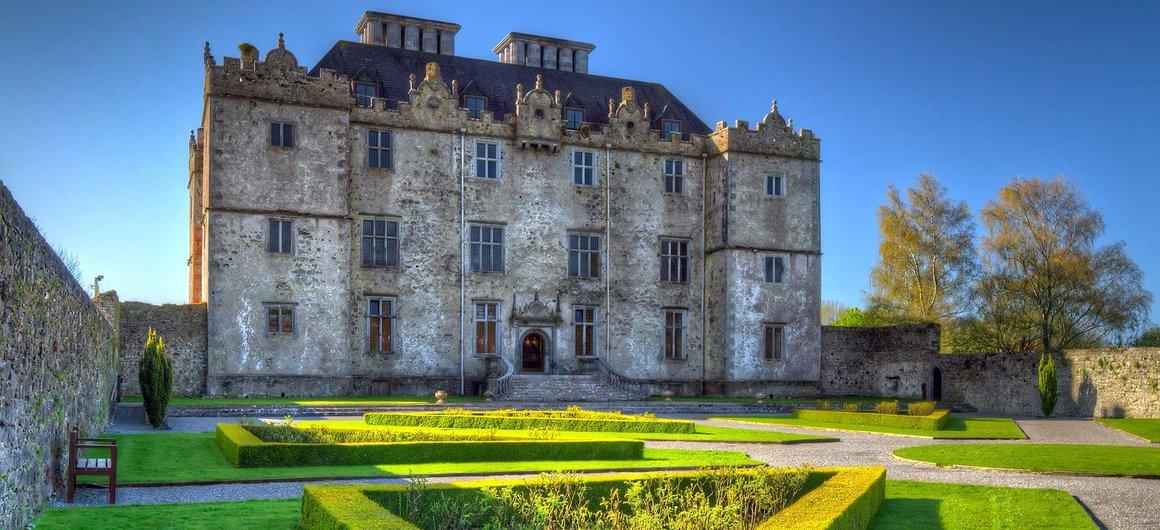 Portumna Castle, Ireland