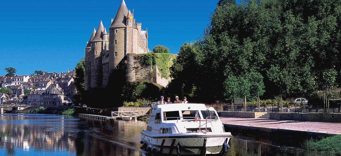 Josselin Castle, Brittany