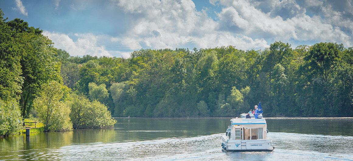Cruising in Burgundy