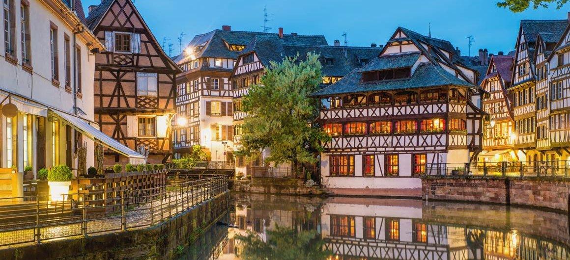 Strasbourg, Alsace