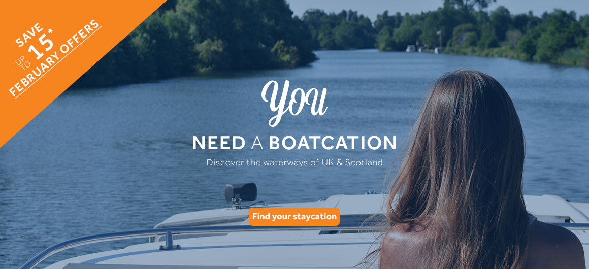Le Boat - staycation boating holidays