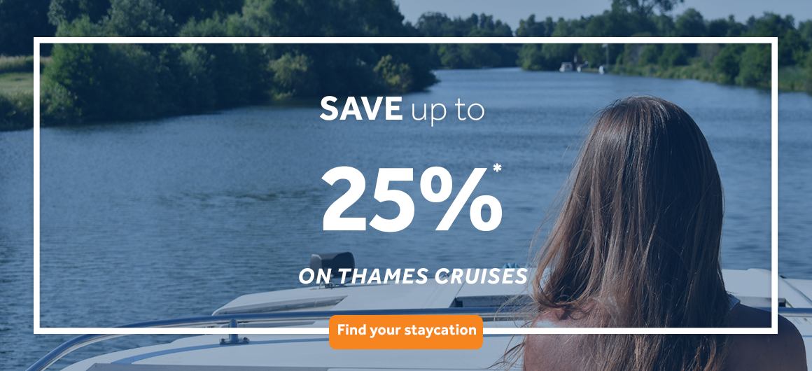 Le Boat - save up to 25% on the Thames