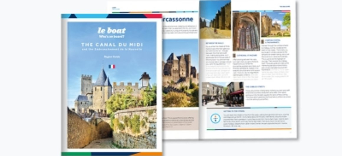 Download the Canal du Midi Regional Guide