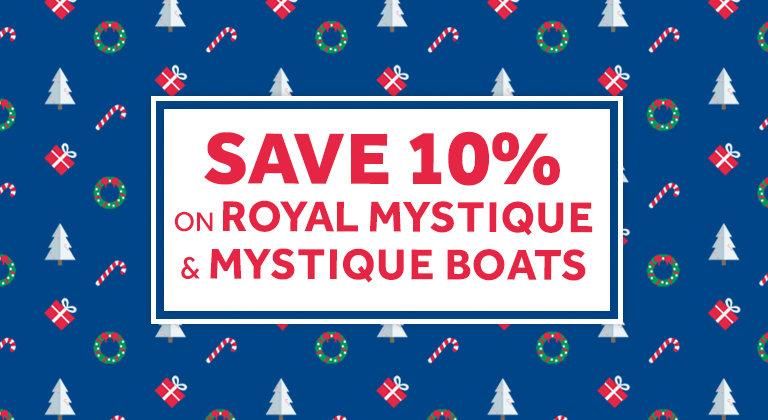 Le Boat - Save 10% on Mystique & Royal Mystique Boats