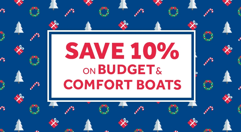 Le Boat - Save 10% on Budget & Comfort boats