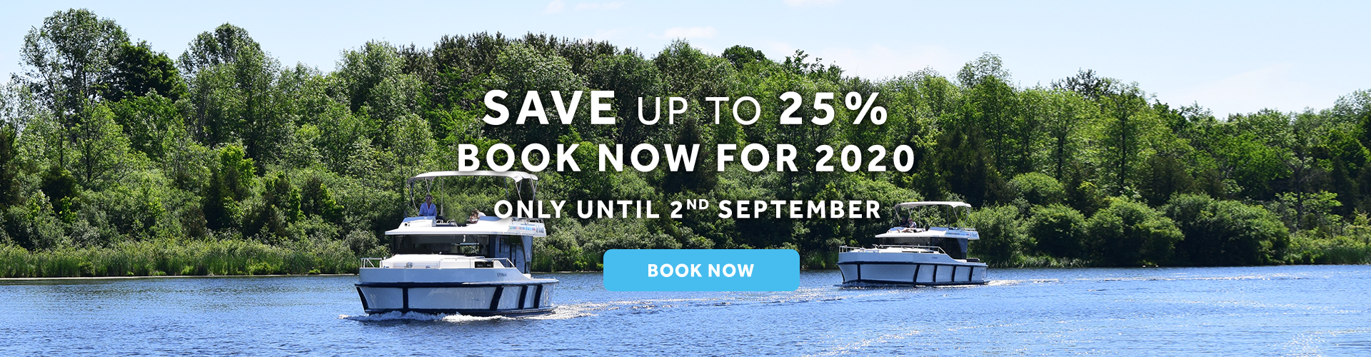 Le Boat - book now for 2020