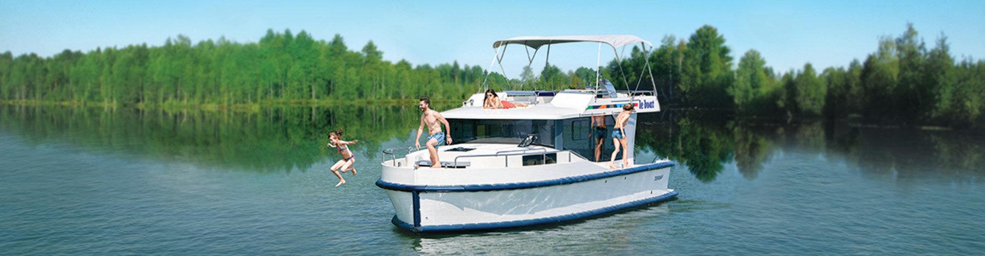 Le Boat - No.1 Provider of Boating Holidays