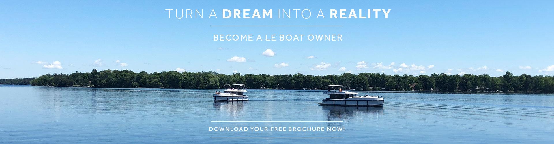 Le Boat - Boat Sales